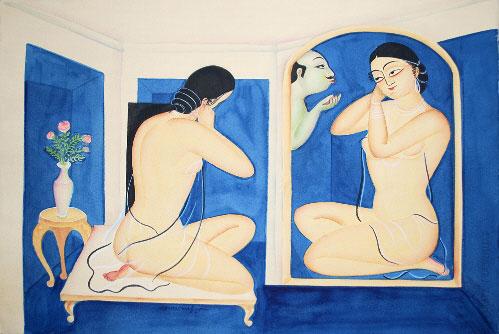 Kalighat Art