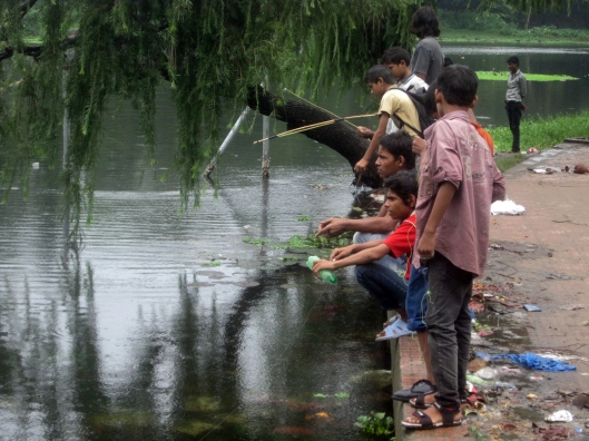 fishing inner bhopal