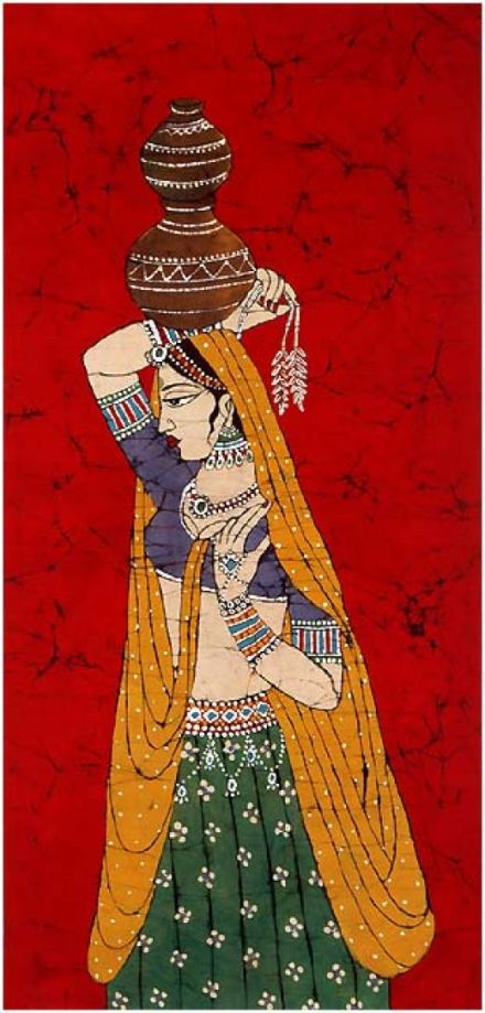 Rajasthan red