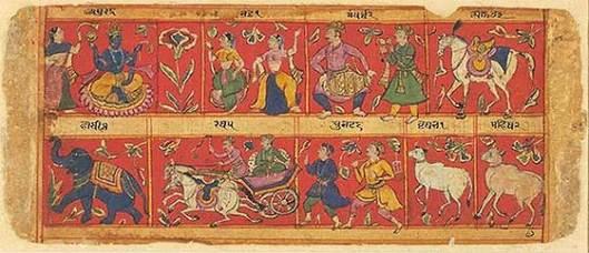 Samgrahanisutra manuscript