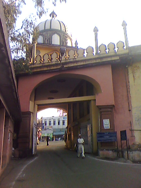 Bhopal Old City