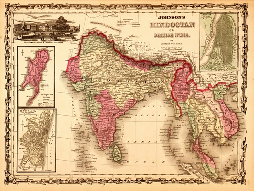 British India Hindoostan
