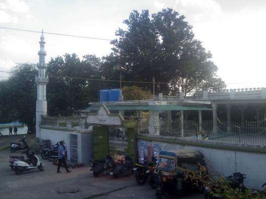 Maji Mamola Masjid Bhopal