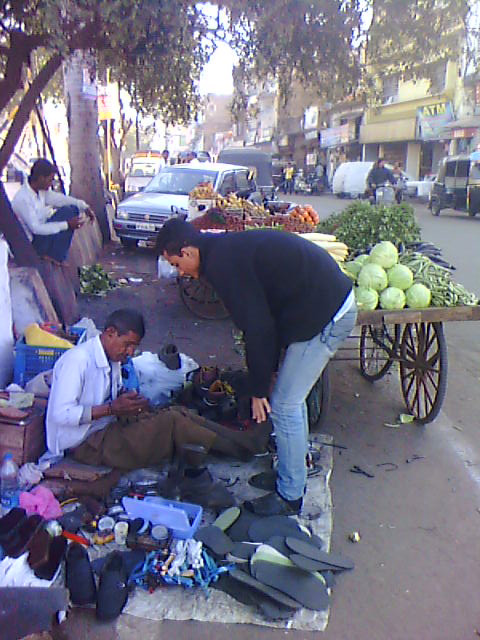 Shoe Reair Old City Bhopal
