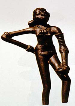 Mohenjo Daro Dancing Girl