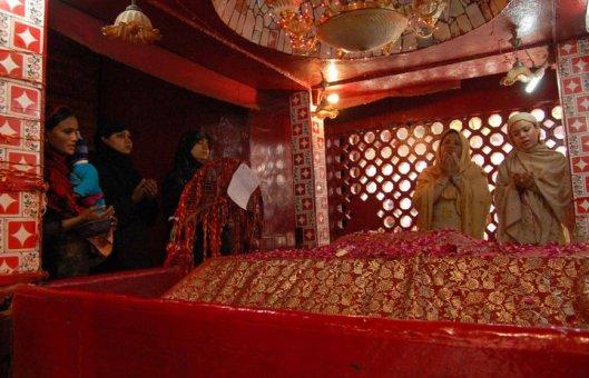 Dargah of Sarmad Shaheed