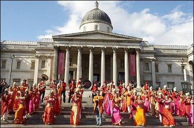 Bollywood Dance Scenes (Photos) `