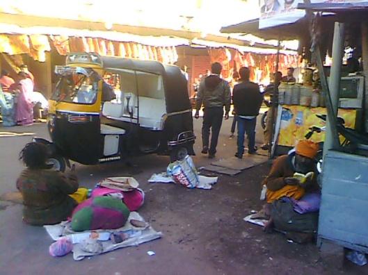 Pavement Dweller Bhopal