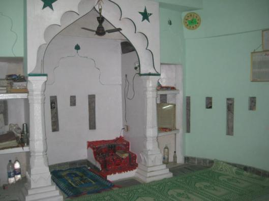 4x4: The main prayer hall of Dhai Seedi Ki Masjid. Image by Daniel McCrohan / Lonely Planet.