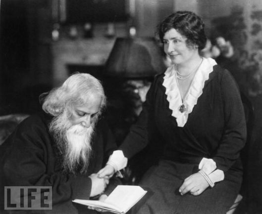 Helen+Keller+With+Indian+Poet+Tagore+1930