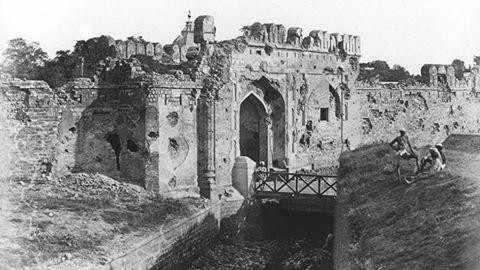 kasmir gate delhi 1830