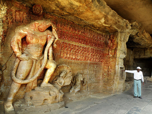 Uyudagiri Caves, Vidisha, Madhya Pradesh