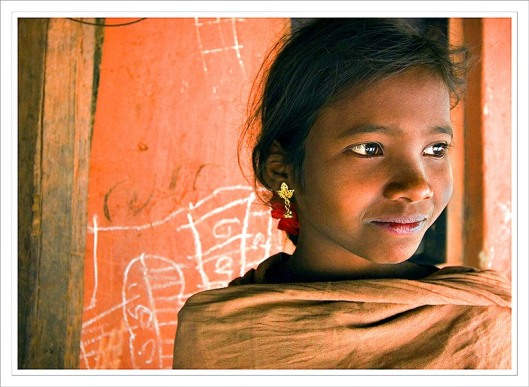 Adivaso girl by Scalerman