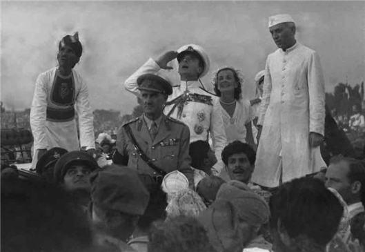 Nehru August 15, 1947