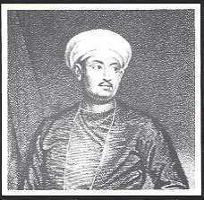 Mirza Abu Taleb Khan