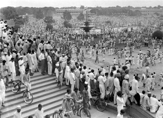 Delhi 1947 Aug 15